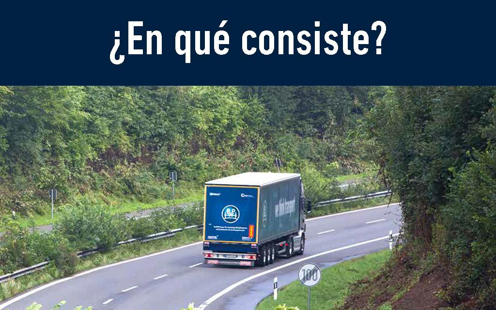 Camión BPW